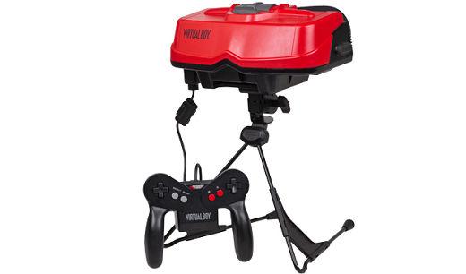 任天堂 VR バーチャルボーイに関連した画像-01