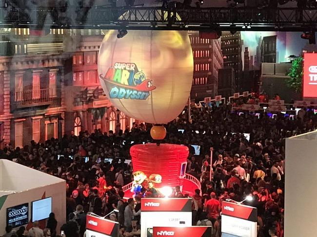 任天堂 ニンテンドースイッチ 株価 E3に関連した画像-04