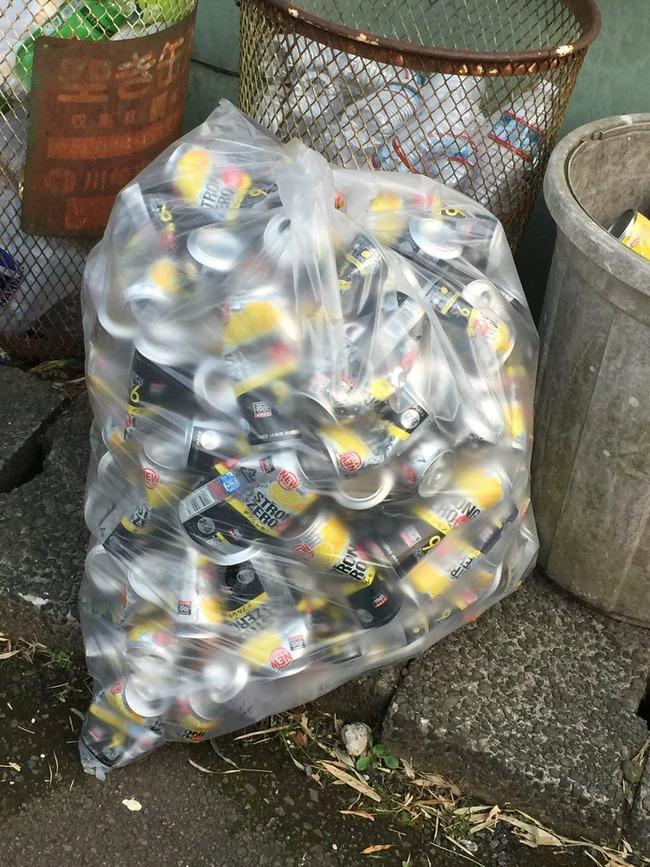 ゴミ ストロングゼロ 大量に関連した画像-02