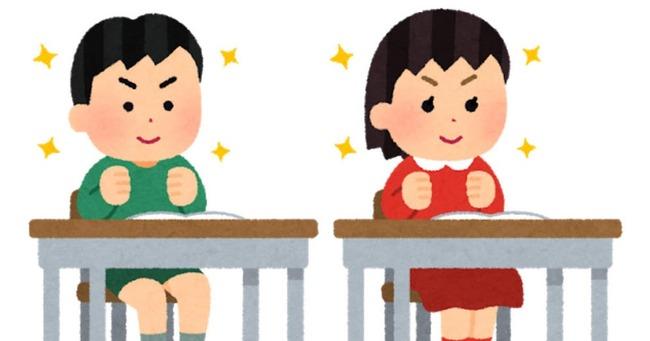 小学生 将来 職業に関連した画像-01
