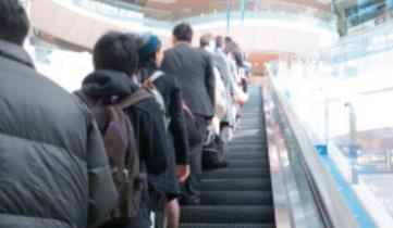 エスカレーター 歩行禁止 ロンドン 香港 日本 実験 地下鉄に関連した画像-01