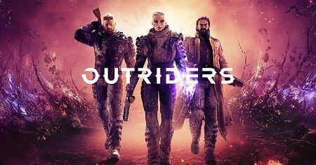 Outriders モンスターハンター ライズ UKチャート スクエニに関連した画像-01