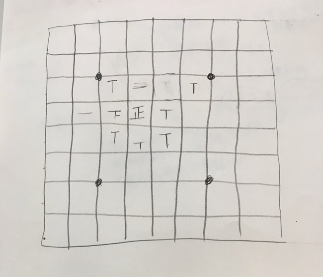 紙 ペン オセロ 正の字 偶数 奇数に関連した画像-02