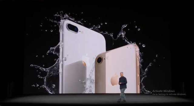 Apple 発表会 iPhone8 iPhone8Plusに関連した画像-01