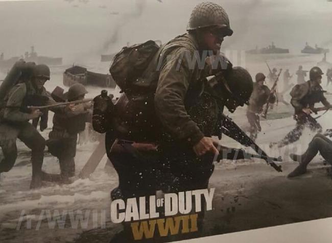 コールオブデューティ WW2 新作 CODWW2 次回作に関連した画像-04