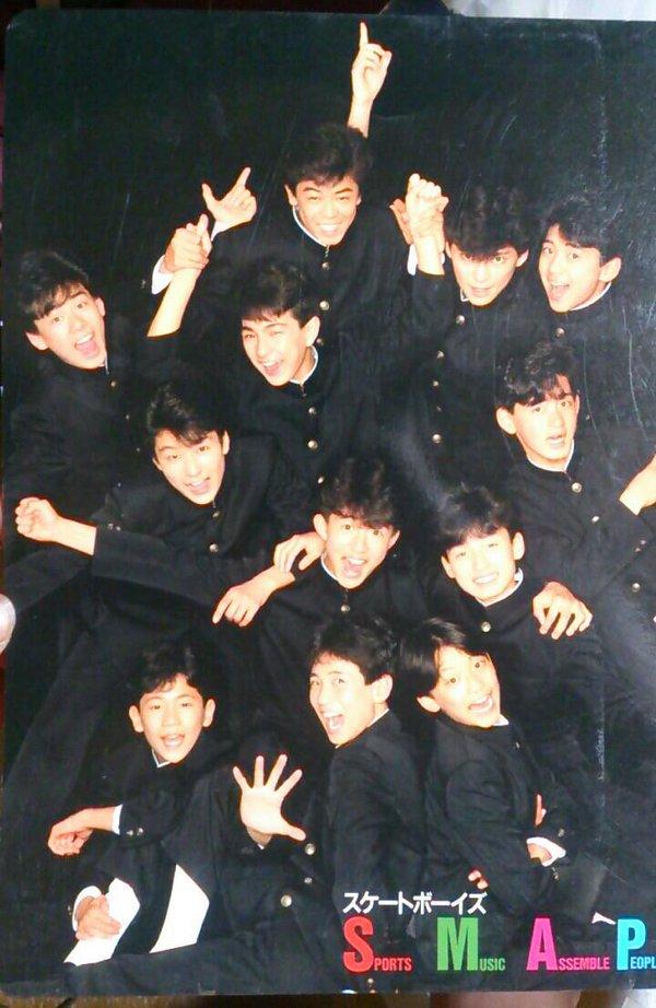 スマップ SMAP 6人 12人 スケートボーイズに関連した画像-02