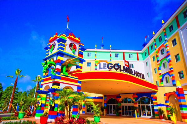 名古屋 レゴホテル レゴランド LEGO テーマパークに関連した画像-04