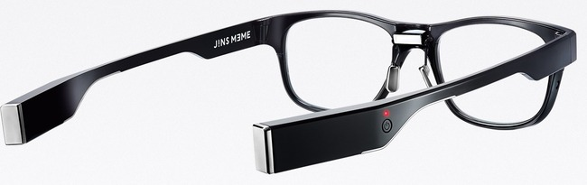 JINS メガネ ウェアラブルに関連した画像-03