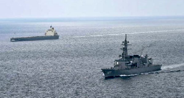 安倍内閣 日本政府 海上自衛隊 中東 派遣 タンカー護衛 閣議決定に関連した画像-01