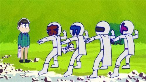 公式 人気エピソード ベストオブおそ松さん総選挙 3.5話 特別編 カラ松事変 エスパーニャンコに関連した画像-03