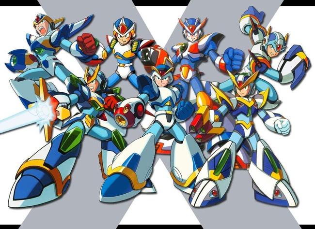 ロックマン コレクション ロックマンXに関連した画像-01