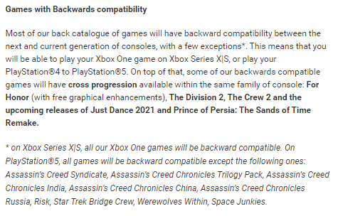 PS5 PS4 互換性 UBIに関連した画像-03