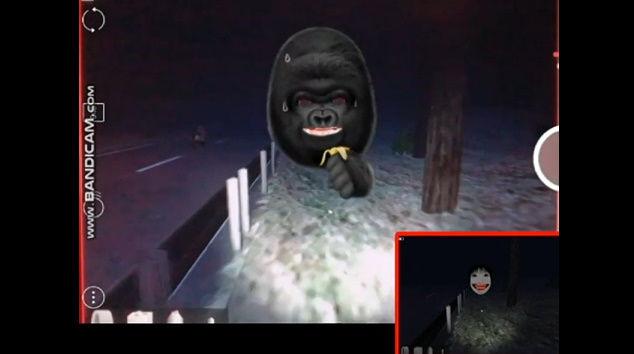 恐怖の森 SNOW 実況 加工 ホラーゲーム ルフィに関連した画像-09