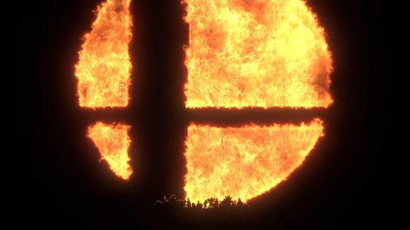 ニンテンドースイッチ 大乱闘スマッシュブラザーズ スマブラ シルエットに関連した画像-01