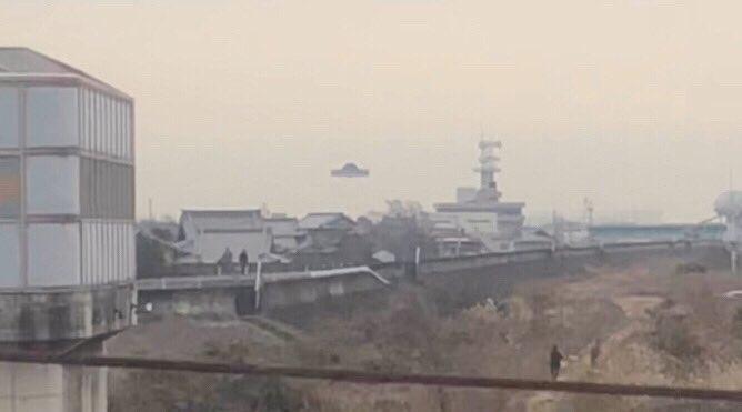 ツイッター UFO 撮影 アトラクション なばなの里に関連した画像-02
