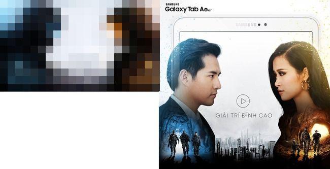 サムスン 宣伝 広告 Halo5 パクリ 盗用 比較 画像に関連した画像-01