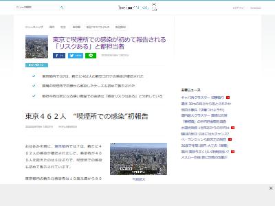 東京喫煙所感染報告に関連した画像-02