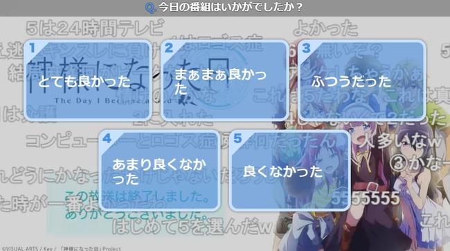 神様になった日 評価 麻枝准 Key 反応 最終話 コメント 批判に関連した画像-02