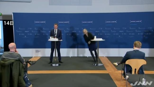 デンマーク 保健当局 アストラゼネカ社 コロナワクチン 使用中止 会見 女性担当者 失神に関連した画像-01