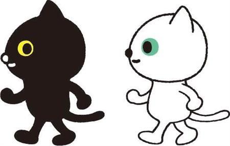ヤマト キャラクター クロネコ・シロネコ リニューアル デザインに関連した画像-05