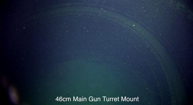 戦艦 武蔵 海底に関連した画像-07