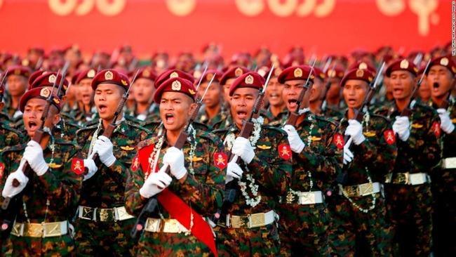 ミャンマー アウン・サン・スー・チー 拘束 ミャンマー国軍 政権奪取 クーデターに関連した画像-01