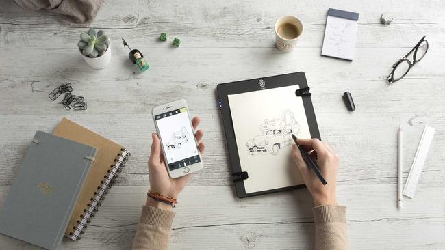 ペンとノート イラスト デジタル化に関連した画像-01