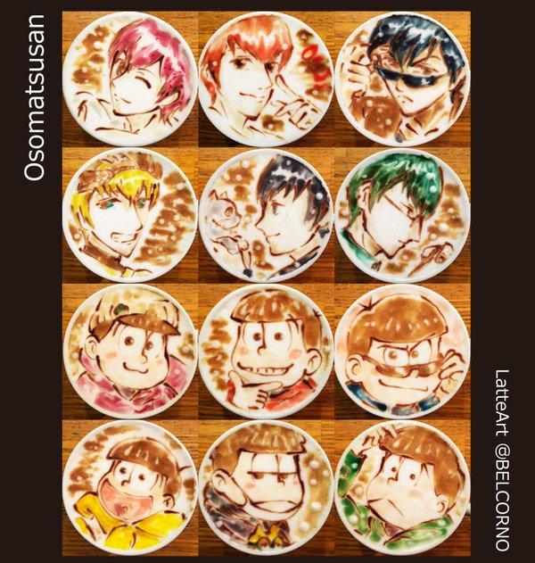 生誕祭 誕生日 おそ松さん おそ松くん 松野家 6つ子 誕生日リミックス SIX SAME FACESに関連した画像-02