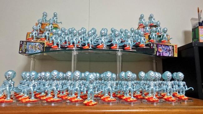 ドラゴンボール メタルクウラ フィギュア 100体セットに関連した画像-04