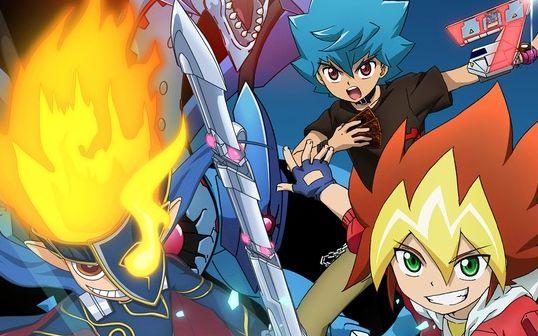 遊戯王 遊戯王セブンス 小学生 アニメに関連した画像-01