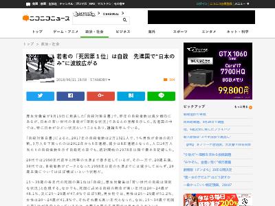 自殺 日本 先進国 若者 自殺対策白書 深刻な状況に関連した画像-02