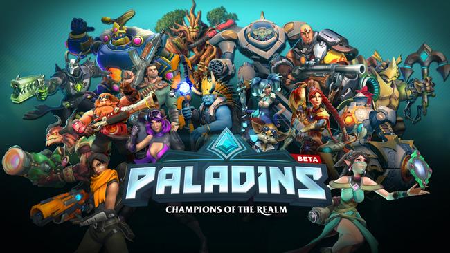 paladins 人気上昇中 Steamに関連した画像-01
