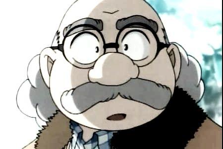 名探偵コナン 阿笠博士 時間停止に関連した画像-01