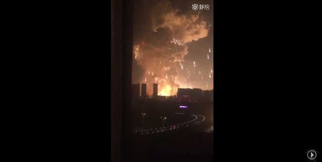 中国 爆発に関連した画像-05