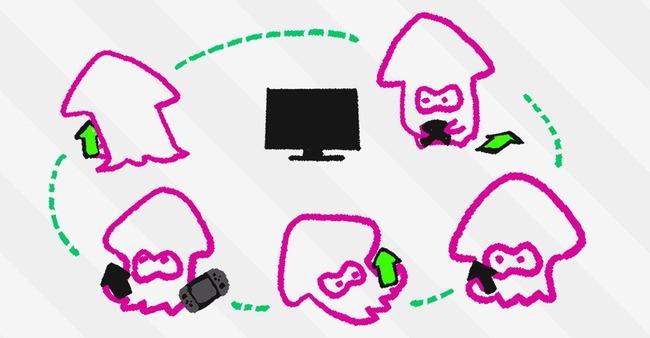 スプラトゥーン2 ボイスチャット ボイチャ スマホアプリ ニンテンドースイッチ フレンド 野良に関連した画像-03