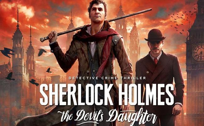 ホームズ 最高傑作 シャーロック・ホームズ 悪魔の娘 PS4 日本語 ローカライズ 神ゲーに関連した画像-01