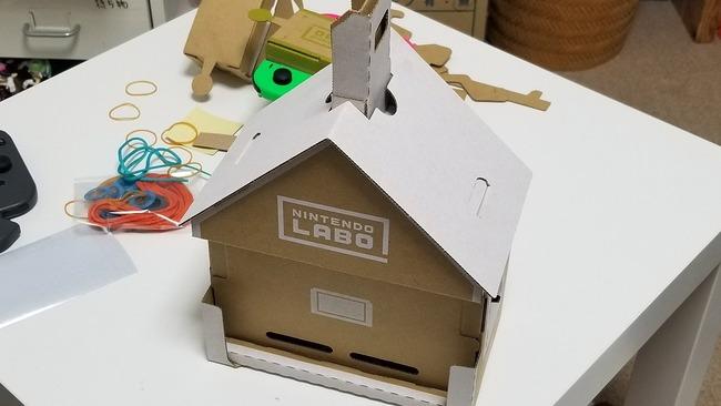 ニンテンドーラボ おうち Toy-con 仕組み 凄いに関連した画像-02