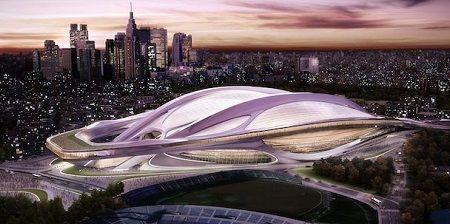 新国立競技場 ザハ 公募に関連した画像-01