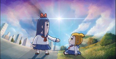 ポプテピピック クソアニメ アークファイブ ニコ生 アンケ 評判に関連した画像-01