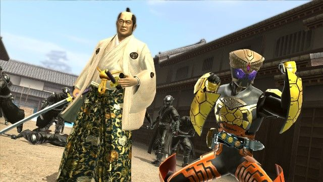 仮面ライダー バトライド・ウォー2 徳川吉宗に関連した画像-06