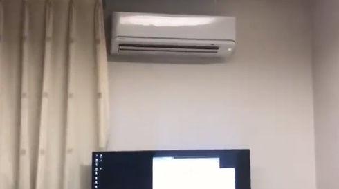 エアコン 暖房 クーラー 冷房 風 CM 視覚効果に関連した画像-03