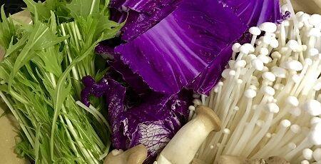 紫白菜 鍋 色 青色 移る 毒に関連した画像-01