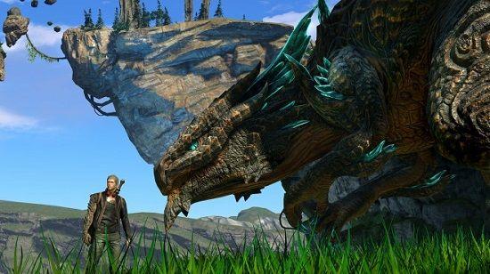 スケイルバウンド プラチナゲームズ XboxOneに関連した画像-01