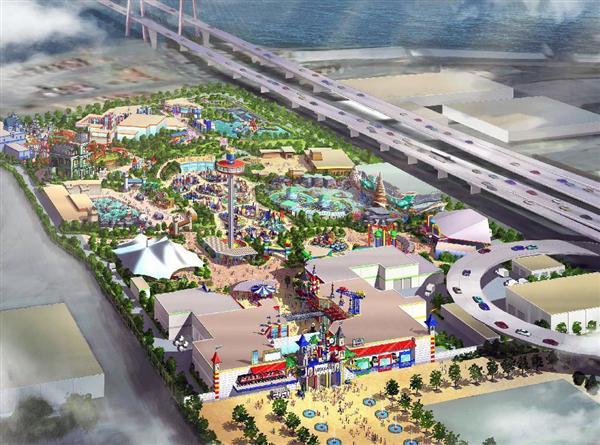 名古屋 レゴホテル レゴランド LEGO テーマパークに関連した画像-03