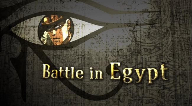 ジョジョの奇妙な冒険 エジプトに関連した画像-02