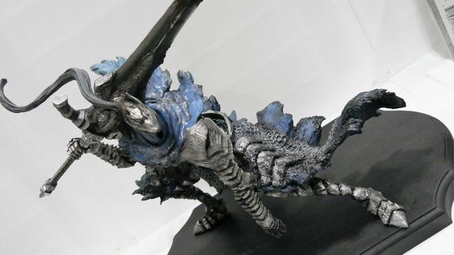 ダークソウル フィギュア アルトリウス ガーゴイル ワンフェスに関連した画像-04