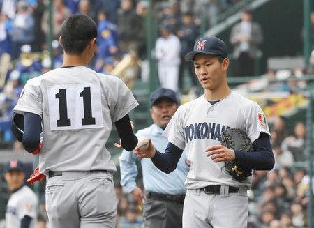 高校野球 甲子園 横浜高校 握手なし 批判殺到に関連した画像-01