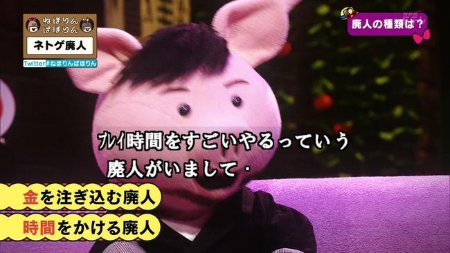 ネトゲ ネトゲ廃人 NHK 特集 ねほりんぱほりんに関連した画像-10