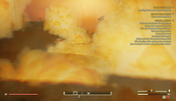 Fallout76不死身バグに関連した画像-03