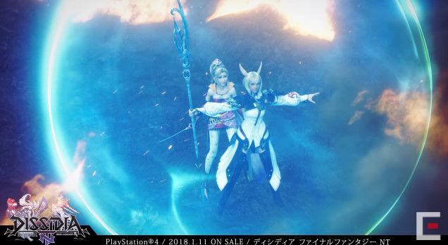 ディシディアファイナルファンタジーNT アーケード PS4版 オープニングに関連した画像-10